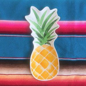 Pineapple 🍍 melamine plate